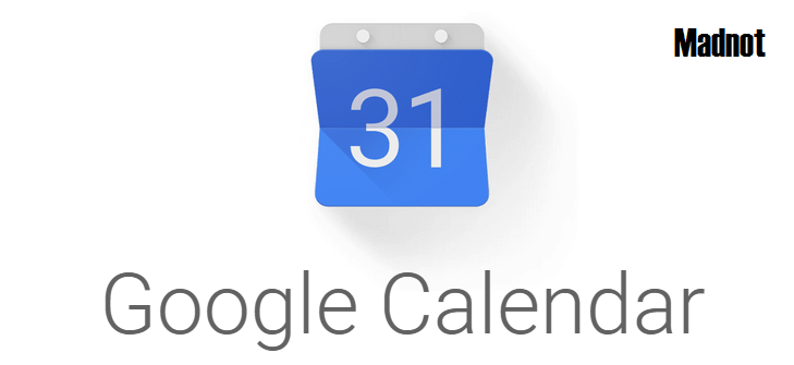 Google calender event invite