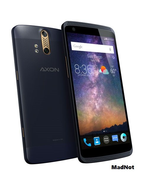 smartphone called the Axon phone.